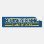 Mountaineers Class Year - Blue