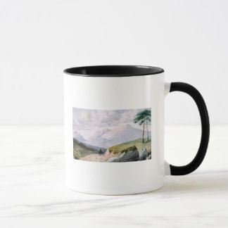Mountainous Landscape Mug