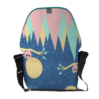mountains and owls commuter bags