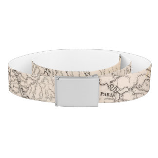 Mountains and Rivers of Europe Belt