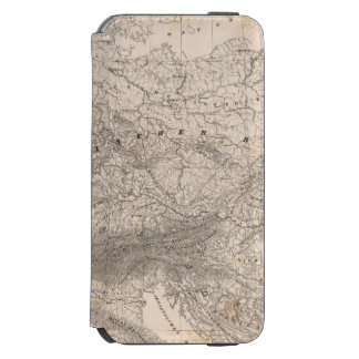 Mountains and Rivers of Europe Incipio Watson™ iPhone 6 Wallet Case