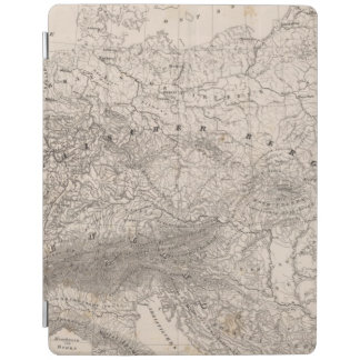 Mountains and Rivers of Europe iPad Cover