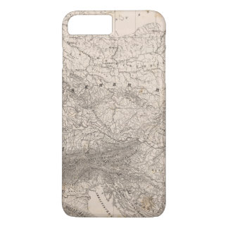Mountains and Rivers of Europe iPhone 8 Plus/7 Plus Case