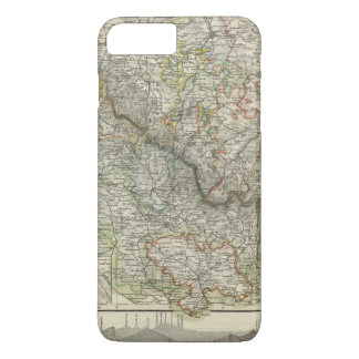 Mountains and Rivers of Hildburghausen Germany iPhone 8 Plus/7 Plus Case