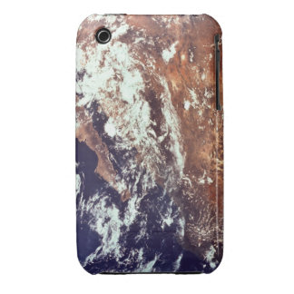 Mountains and Seas Seen from Space iPhone 3 Cover