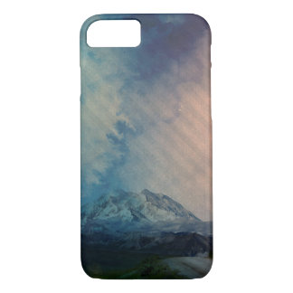 Mountains and Sky - stylish iphone 7 case