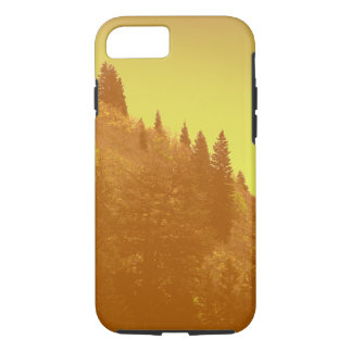 Mountains at Midnight iPhone 7 Case