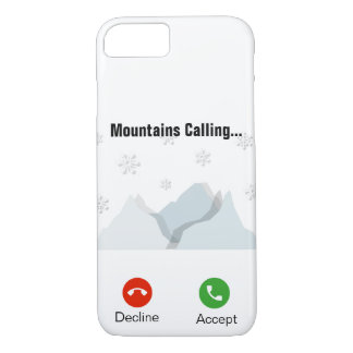 Mountains Calling... iPhone 7/8 Case