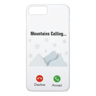 Mountains Calling... iPhone 7+/8+Case iPhone 8 Plus/7 Plus Case