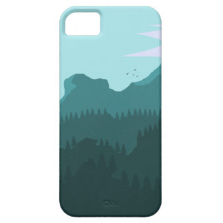 Mountains Case For The iPhone 5