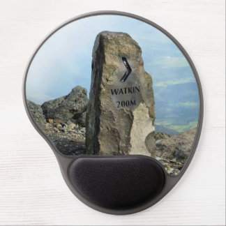 MOUNTAINS GEL MOUSE MAT