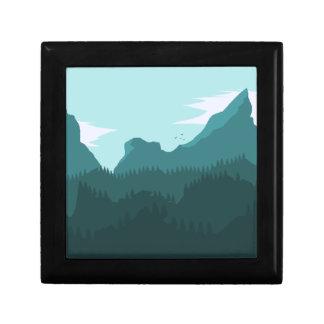 Mountains Gift Box