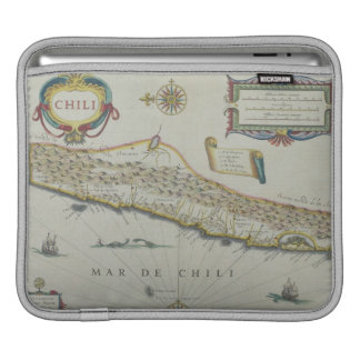 Mountains in Chile iPad Sleeves
