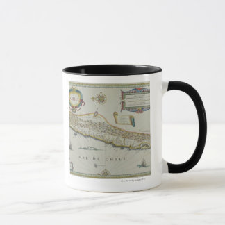 Mountains in Chile Mug