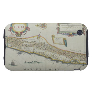 Mountains in Chile Tough iPhone 3 Case