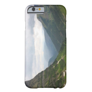 Mountains in Glacier National Park Barely There iPhone 6 Case