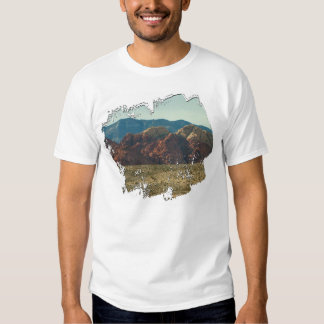 Mountains in the Desert Tee Shirt