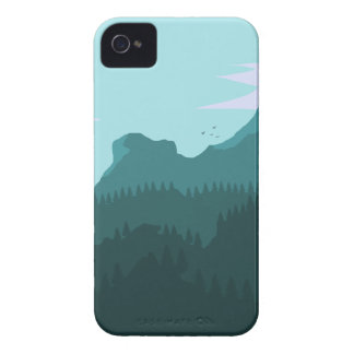 Mountains iPhone 4 Case