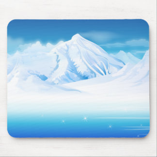 Mountains Mouse Pad
