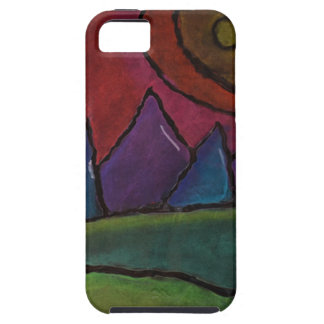 Mountains of Color iPhone 5 Covers