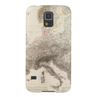 Mountains of Europe Galaxy S5 Cover