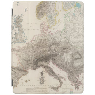 Mountains of Europe iPad Cover