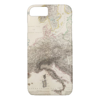 Mountains of Europe iPhone 8/7 Case
