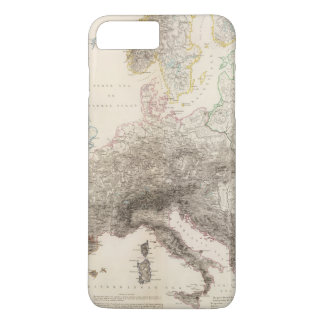 Mountains of Europe iPhone 8 Plus/7 Plus Case