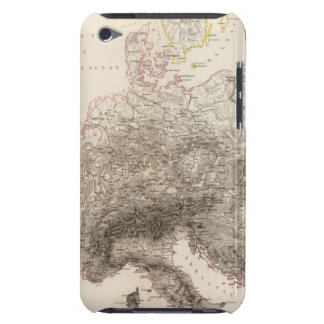 Mountains of Europe iPod Touch Covers