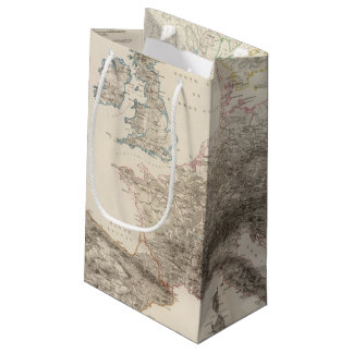 Mountains of Europe Small Gift Bag