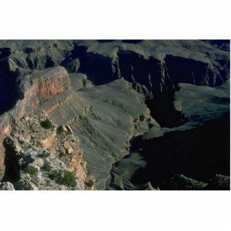 Mountains Of Volcanic Origin Standing Photo Sculpture