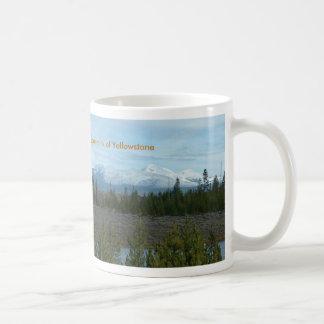 Mountains of Yellowstone Mug