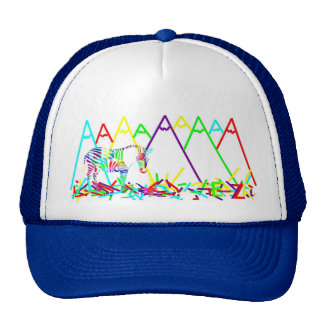 mountains or crayons cap