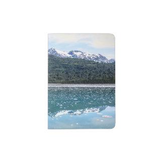 Mountains Reflections Passport Holder