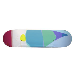 Mountains Skate Board Deck