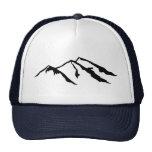 Mountains Trucker Hats