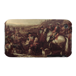 Mounted Dragoons of the King's Household, 1737 (oi iPhone 3 Cover
