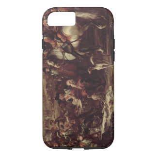 Mounted Dragoons of the King's Household, 1737 (oi iPhone 8/7 Case