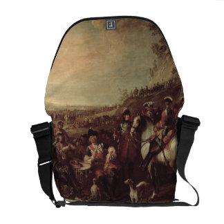 Mounted Dragoons of the King's Household, 1737 (oi Messenger Bags