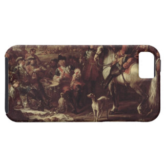Mounted Dragoons of the King's Household, 1737 (oi Tough iPhone 5 Case