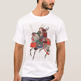 Mounted Samurai T-Shirt