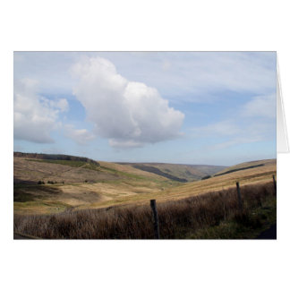Mourne Valley Stationery Note Card