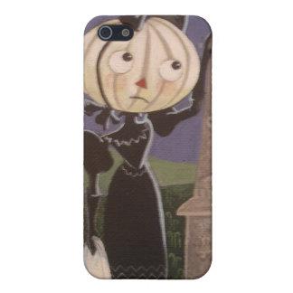 Mournful Clara iPhone 5 Cases