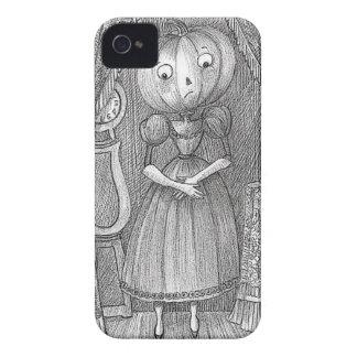 Mournful Clara Pumpkin Lady Phone Case