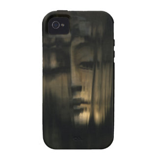 Mournful Silence iPhone 4 Case
