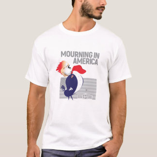Mourning In America T-Shirt for Men