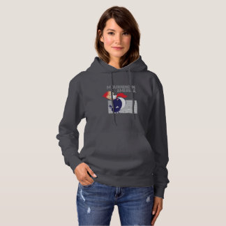 Mourning In America Woman's Hoodie