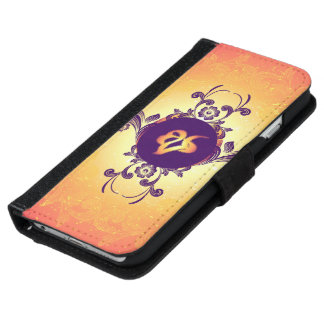 Mourning iPhone 6 Wallet Case