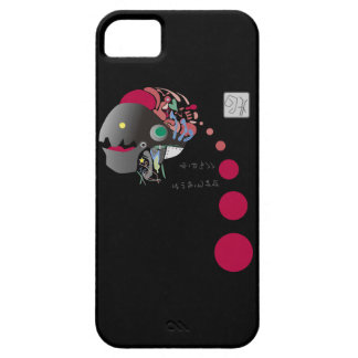 mourning widow case for the iPhone 5