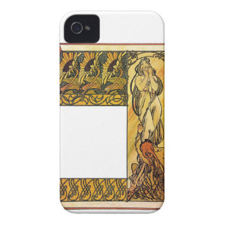 Mourning Woman Case-Mate iPhone 4 Cases